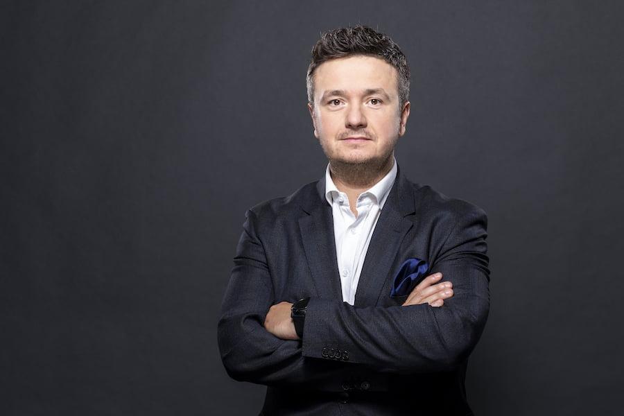 Gaweł Jarosiński portret